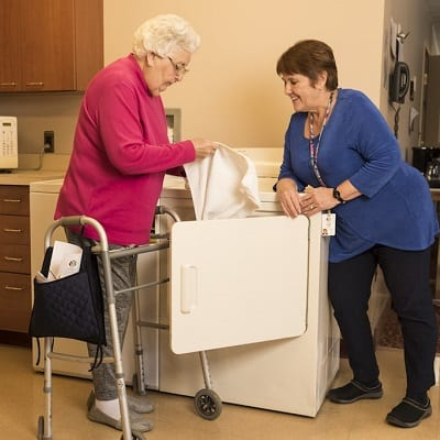 The Center for Senior Rehabilitation