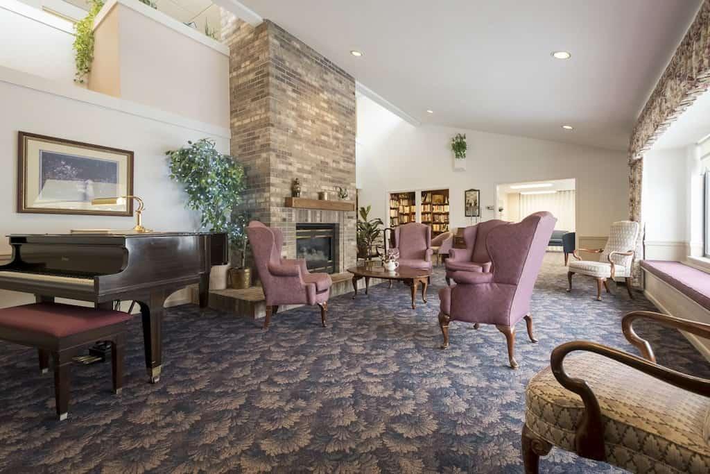 Pinehurst living room