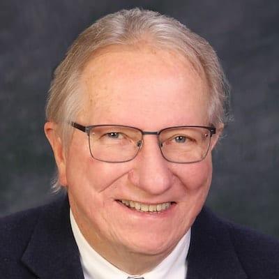 Portrait of Larry Therkildsen a senior living board member at Episcopal SeniorLife Communities