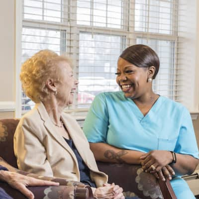 Assisted Living services with ESLC