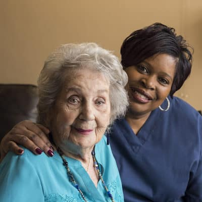 Skilled nursing care at ESLC