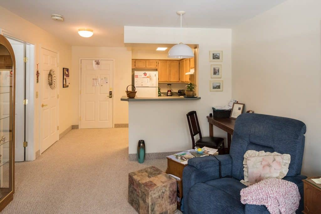 Seabury Woods Assisted Living Apartment