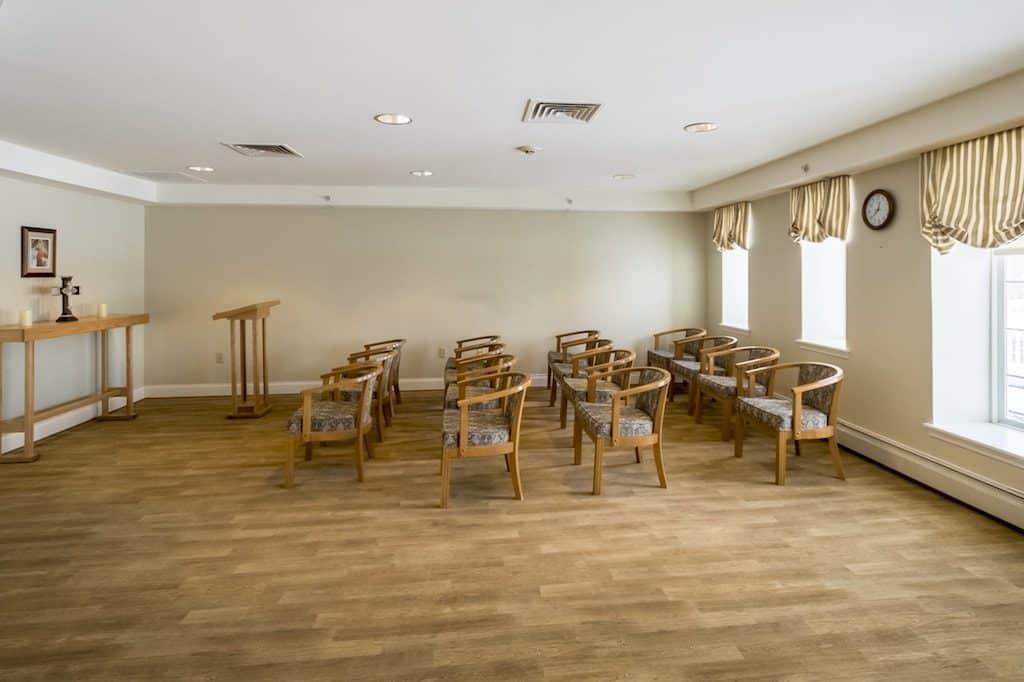 Seabury Woods Room