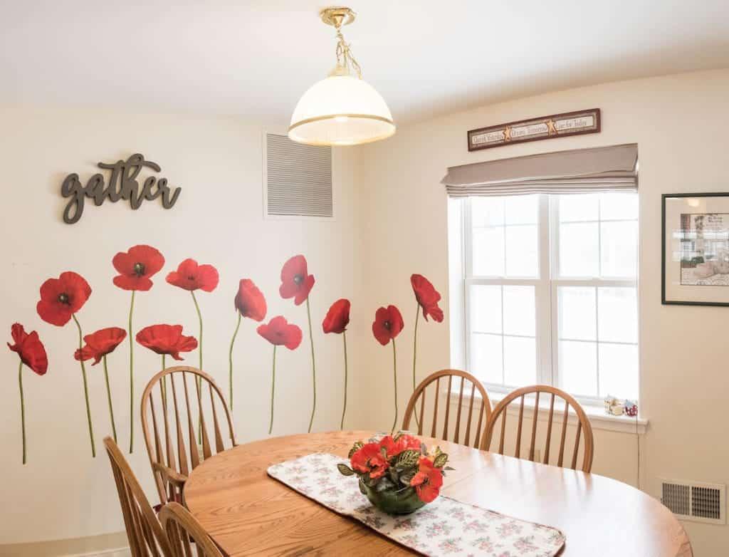 Seabury Woods Patio Homes Dining Room