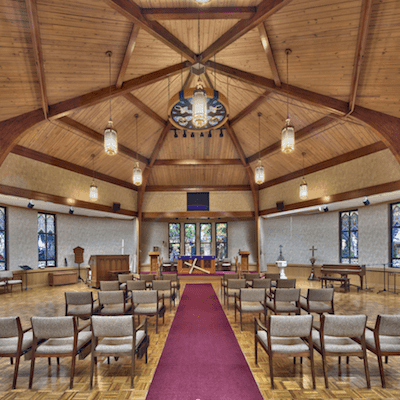 The Chapel at ESLC