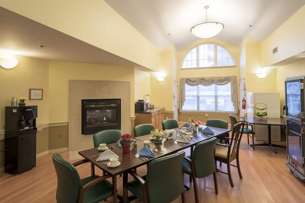 Valley Manor Dining Room