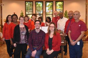 Inspirational Ensemble Holiday Concert Episcopal