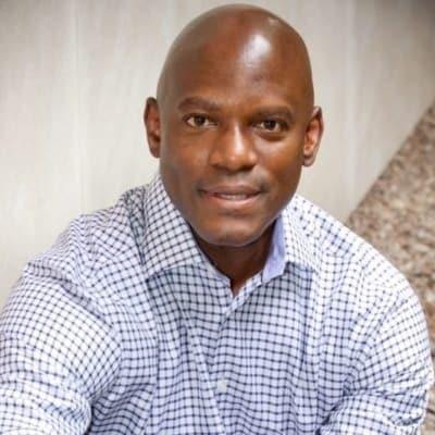 Portrait of Ike Jordan